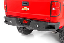 Chevy Heavy-Duty Rear LED Bumper (07-18 Chevy Silverado 1500)
