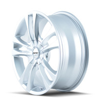 Touren TR22 Hypersilver 17X7 5-110/5-115 40mm 72.62mm