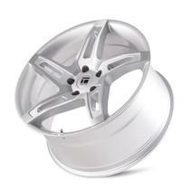 Touren TR04 Brushed Silver 18x8 5-115 40mm 72.6mm