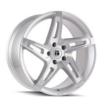 Touren TR04 Brushed Silver 18x8 5-114.3 40mm 72.6mm