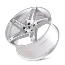 Touren TR04 Brushed Silver 18x8 5-120 40mm 72.56mm