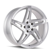 Touren TR04 Brushed Silver 18x8 5-114.3 40mm 72.6mm