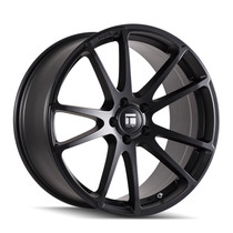 Touren TR03 Matte Black 17x7.5 5-108 40mm 63.5mm