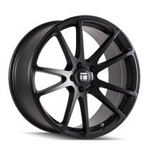 Touren TR03 Matte Black 20x8.5 5-115 38mm 72.6mm