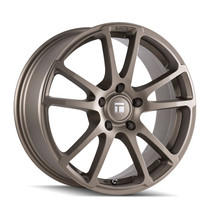 Touren TR03 Matte Bronze 17x7.5 5-120 40mm 72.56mm
