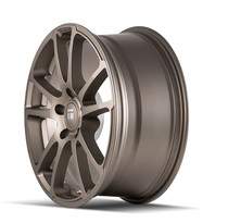 Touren TR03 Matte Bronze 18x8 5-112 40mm 66.56mm - wheel side view