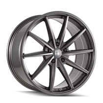 Touren TR02 Graphite 20x10 5-114.3 40mm 72.6mm
