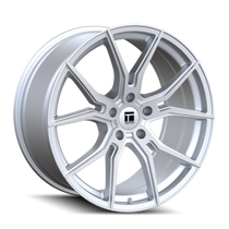 Touren TF01 Brushed Silver 17x7.5 5-114.3 40mm 72.6mm
