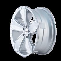 Touren TR71 Gloss Silver/Machined Face 20X8.5 5-120 30mm 74.1mm