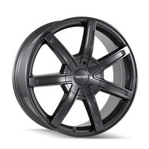 Touren TR65 Gunmetal 17x7.5 5-108/5-114.3 40mm 72.62mm