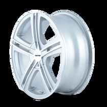 Touren TR62 HyperSilver/Machined Face/Machined Lip 16X7 4-100/4-114.3 40mm 67.1mm