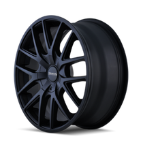 Touren TR60 Full Matte Black 17x7.5 5-105/5-114.3 42mm 72.62mm