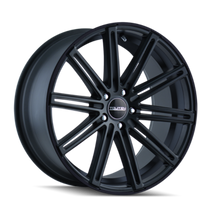 Touren TR40 Full Matte Black 20X8.5 5-114.3 35mm 72.62mm