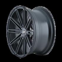 Touren TR40 Full Matte Black 20X8.5 5-114.3 35mm 72.62mm
