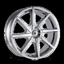 Mazzi 369 Kickstand Chrome 24x9.5 6-135/6-139.7 30mm 106mm