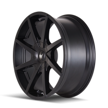 Mazzi 369 Kickstand Matte Black 20x8.5 5-110/5-115 35mm 72.62mm
