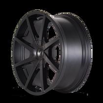 Mazzi 369 Kickstand Matte Black 24x9.5 6-135/6-139.7 30mm 106mm