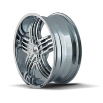 Mazzi 368 Entice Chrome 22X9.5 6-135/6-139.7 30mm 106mm