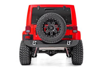 Jeep Rock Crawler Rear HD Bumper (07-2018 Wrangler JK)