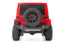 Jeep Rock Crawler Rear HD Bumper (07-2018 Wrangler JK)