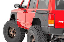 Jeep Front & Rear Quarter Panel Armor (97-01 Cherokee XJ)