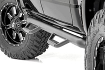 """Dodge Cab Length Nerf Steps (2019 Ram 1500 Crew Cab 