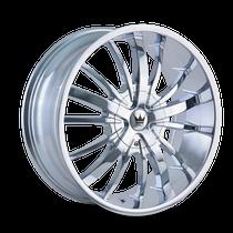 Mazzi 364 Essence Chrome 22X9.5 6-135/6-139.7 30mm 108mm
