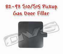 82-93 S-10/S-15 Truck AVS Gas Door Filler