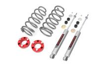 3in Toyota Suspension Lift Kit (07-14 FJ Cruiser 4WD)Red&Aluminum