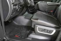 Heavy Duty Floor Mats (Front/Rear)(2019 Dodge Ram 1500)