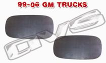 1999-2006 Chevy/GMC Fullsize Shaved Door Handle Filler Plate