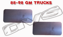 88-98 Chevy/GMC Fullsize AVS Shaved Door Handle Filler Plate