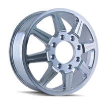 Mayhem 8101 Monstir Inner Chrome 20X8.25 8-165.1 127mm 116.7mm