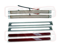 "11"" Red LED AVS Tail Light Kit"