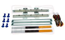 13.5 Tri Color AVS LED Tail Light Kit