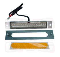 "4.5"" LED AVS Amber Side Marker or Signal Light"