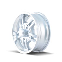 Ion Trailer Wheels 12 Hypersilver 14X6 5-114.3 0mm 83.82mm