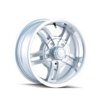 Ion Trailer Wheels 12 Hypersilver 15X6 6-139.7 0mm 108mm