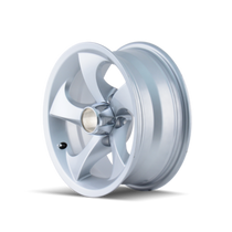 Ion Trailer Wheels 16 Hypersilver 15x6 6-139.7 0mm 108mm