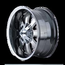 ION 189 PVD2 Chrome 18X9 5-114.3/5-127 -12mm 87mm