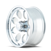 Ion 171 Polished 17X9 5-114.3 0mm 83.82mm