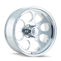 Ion 171 Polished 16X8 6-139.7 -5mm 108mm