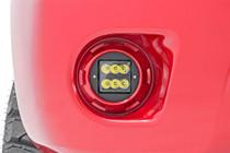Nissan LED Fog Light Kit (05-18 Frontier)