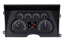 1988- 94 Chevy/ GMC Pickup HDX Instruments Black Alloy Background