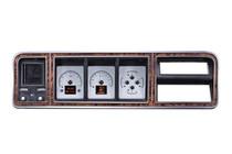 1973-79 Ford Pickup/78-79 Bronco/78-89 E-Van HDX Instrument System (bezel not included)