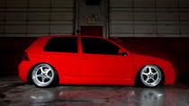 1999-2010 VW Beetle/Golf/Jetta/GTI AirLift Kit W/ Manual Air Managment