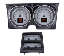 1968 Camaro with Console gauges HDX Instruments (Bezel Not Included)