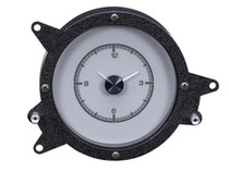 1969- 70 Ford Mustang Clock for HDX Instruments with Silver Alloy background