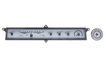 1963- 64 Cadillac VHX Instruments Silver and White