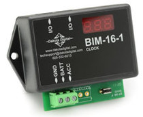 BIM Expansion, Clock Module
